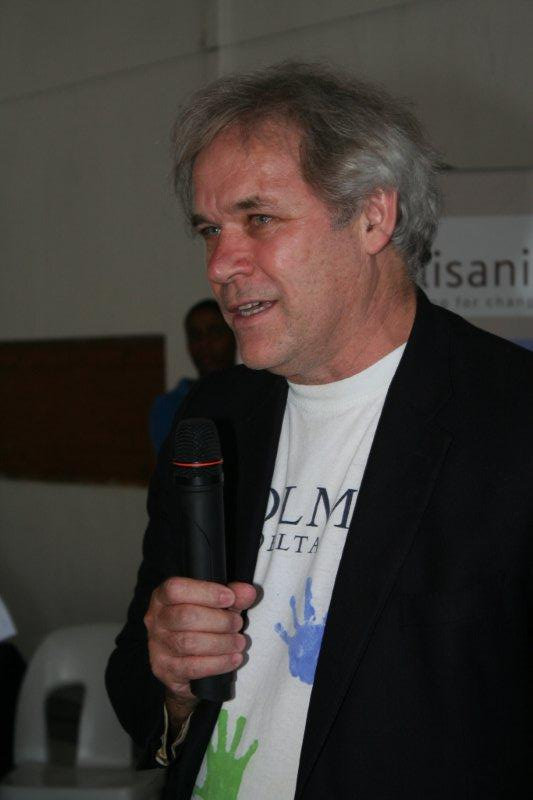 Prof Solms tells the story of Solms Delta